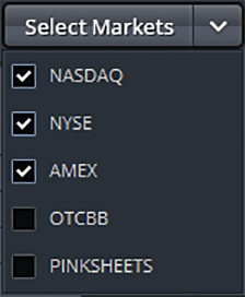 Select Markets