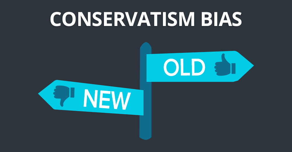 conservatism bias
