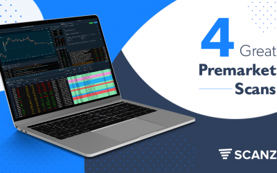 4 Great Premarket Scans for Day Traders