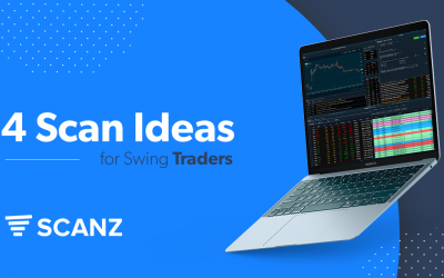 4 Scan Ideas for Swing Traders