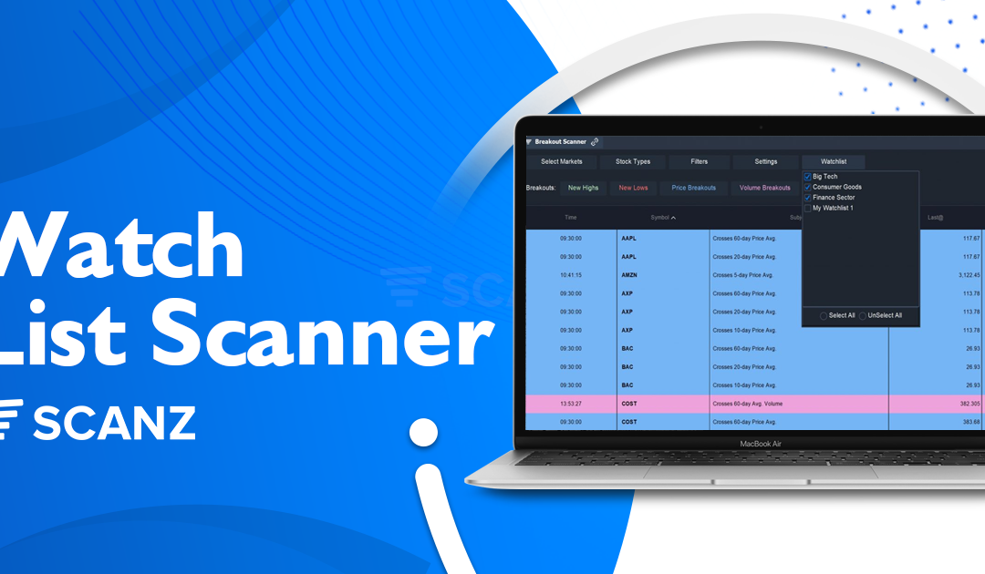 How to Scan Your Watch Lists in Real-time
